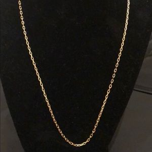 Jewelry - 14K Gold Necklace